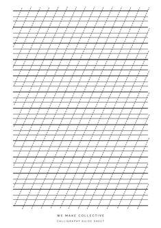 Bildergebnis für handlettering lines Calligraphy Lines, Calligraphy Worksheet, Calligraphy Paper, Calligraphy Tutorial, Copperplate Calligraphy, Hand Lettering Tutorial, Learn Calligraphy, Calligraphy Practice Sheets Free, Handwriting Practice Sheets