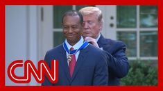 President Donald Trump awards Tiger Woods the Presidential Medal of Freedom, the nation's highest civilian honor, in a White House Rose Garden ceremony. Valentine Mini Session, Fc 1, Containers For Sale, Finance Blog, Cnn News, Work Party, Latest Sports News, Tiger Woods, Mini Sessions