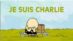 Je Suis Charlie – I Am Charlie - Eagle Rising