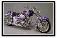 Ron Simms Custom Cycles