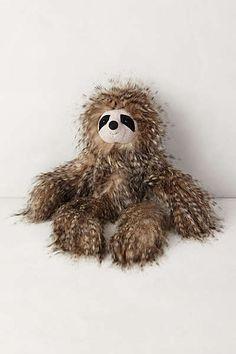 Anthropologie - Fuzzy Friend Stuffed Animal