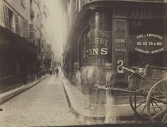 Eugene Atget: Old Paris at Art Gallery of New South Wales - Art events - Concrete Playground Sydney