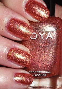 Zoya Nail Polish in Tiffany