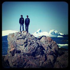 The Boys (Brian & Nils)