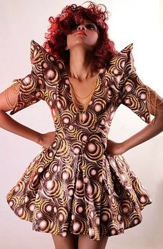Making a bold fashion statement with Wambui Mukenyi
