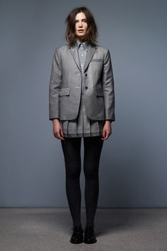 Thom Browne Tones It Down For Pre-Fall (
