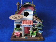 Google Image Result for http://naplesseashellcompany.com/potting_shed_bird_house.jpg