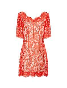 Christina Lace Dress
