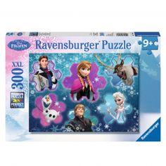 Disney Frozen XXL Puzzel: De IJskoningin, 300st.