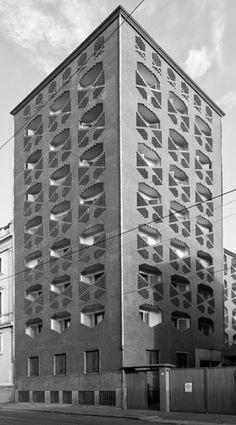 Luigi Caccia Dominioni - Convento via Carlo Farini... - TÉCHNE