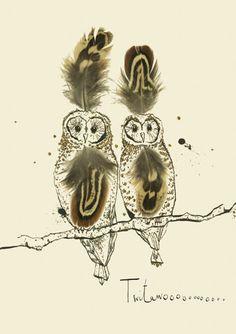 'Twitawoo' by Anna Wright (C137)