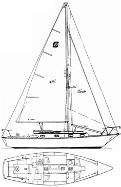 CAPE DORY 30C   Hull Type:	 Long Keel	Rig Type:	 Cutter LOA:	 30.21' / 9.21m	LWL:	 22.83' / 6.96m Beam:	 9.00' / 2.74m	Listed SA:	 437 ft2 / 40.6 m2 Draft (max.)	 4.18' / 1.27m	Draft (min.)	  Disp.	 10000 lbs./ 4536 kgs.	Ballast:	 4000 lbs. / 1814 kgs. SA/Disp.:	 15.11	Bal./Disp.:	 39.99%	Disp./Len.:	 375.18 Designer:	 Carl Alberg Builder:	 Cape Dory Yachts (USA) Construct.:	 FG	Bal. type:	 Lead First Built:	 1976	Last Built:	 1987	# Built:	 363
