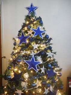 dallas cowboys holiday tree 2011 i would so do thisbut they