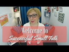 Stop blocking & become fluent in small talk in English