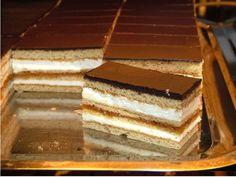 Lahodné medové rezy s úžasnou chuťou si ihneď zamilujete aj vy! Hungarian Desserts, Hungarian Recipes, Tiramisu, Ethnic Recipes, Sweet, Glass, Food, Anna, Photography