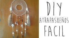 How to Make a Dreamcatcher - YouTube
