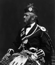 John Brown was the personal attendant to Queen Victoria. The Queen & her ghillie John Brown became close friends after Prince . Brown served w/ her for 18 yrs before he died at Windsor. On his deathbed the Queen's chaplain Rev Norman Macleod confessed to marrying Queen Victoria & John Brown in a secret service. The Queen asked for various items that had been given to her including letters b/tw them & a ring that Brown had given to her belonging to his mother to be placed in her coffin.