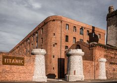 Titanic Hotel Liverpool Exterior Disused Industrial Warehouse converted to contemporary Hotel Liverpool Town, Liverpool Docks, University Of Liverpool, Liverpool England, Wedding Venues North West, Victorian Prison, New Architecture, Travel Reviews, Travel Magazines