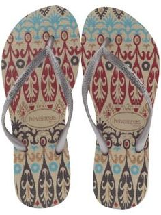 Love Havaianas! I have a few pair.