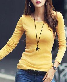 Fashion Blinking Tshirt Women Shiny T-shirts b3c0044bc236