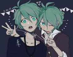 DanganRonpa ⭐ (Super Dangan Ronpa) ⭐ V3 Killing Harmony ⭐ Rantaro Amami