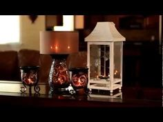 NEW Changing Seasons Lantern spins from the heat of tealights. Includes two changeable inserts: snowflakes and birds. fall-at-partylite Best Candles, Candlestick Holders, Oil Lamps, House Party, Decoration, Tea Lights, Snowflakes, Lanterns, Home Goods