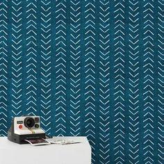 Modern & Contemporary Wallpaper | AllModern Wallpaper Panels, Home Wallpaper, Wallpaper Roll, Peel And Stick Wallpaper, Pattern Wallpaper, Contemporary Wallpaper, Modern Contemporary, All Modern, Modern Decor