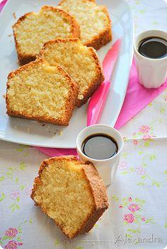 Κέικ με ινδική καρύδα. Άλλο πράμα!!!