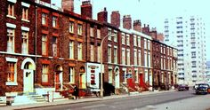 Boundary Street 1970s
