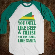 This is so this year's Christmas shirt!