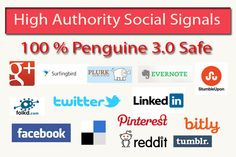 Penguin 3.0 update service!    Approved method to get index well & Google SERP (search engine result page) ranking boosting.  Manually Doing.  From high authority, powerful, authentic and popular 14 sites. It's all about Natural & Semantic web now!