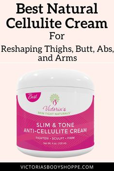 Slim & Tone Anti-Cellulite Cream is a synergy of multi-ingredient and multi-benefit body firming cream specifically formulated for shaping, contouring and firming the body. It helps to detox the skin, remove toxins, decrease dimply formations and help maintain the appearance of toned smooth looking skin. #anticellulitecream #anticellulitetreatment #anticellulite  #skintightening #skintighteningcream #firminglotion #bodywarpscream #getridofcellulite #anticellulitedietplan #anticellulitediet Skin Tightening Lotion, Body Firming Cream, Benefit, Cellulite Cream, Skin Secrets, Skin Tips, Cellulite Remedies, Skin Detox, Top