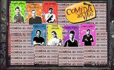 """.: """"Comédia ao Vivo"""" no """"Dia do Comediante"""" nesta sexta-feira #ComédiaAoVivo #Standupcomedy #DiadoComediante #Resenhando #SiteResenhando"""