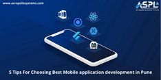 Market your business with the best mobile application development in Pune. We at Acropolis Systems provide both android and iOS development services. Android App Design, Mobile App Design, Android Apps, Mobile App Development Companies, Mobile Application Development, Design Development, Business Web Design, Online Marketing Agency, Digital Marketing