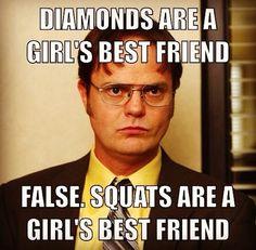 Dwight knows best