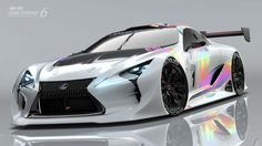 """Spektakulärer Rennwagen für Video-Gamer auf Basis der Studie Lexus LF-LC Lexus hat für die Fans des Play Station®3 Konsolenspiels """"Gran Turismo 6"""" einen aufsehenerregenden Konzept-Rennwagen entwickelt, der sich mit der ... weiterlesen"""