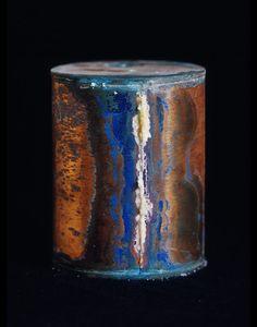 Les urnes oxydées de David Maisel urnes hopital psychiatrique cuivre david maisel 02