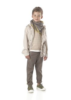 Fendi Junior Spring/Summer 2014 collection Look 34