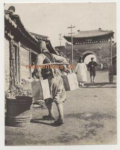 Qingdao, Photographs, Asia, Scene, Street, Image, Fotografie