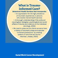 Core Principles of Trauma-Informed Care: Key Learnings [3 of 3] < Have you wondered how trauma impacts the brain and body? Or what you might do to help counteract its effects? Judith P. Siegel, Ph.D., LCSW, Associate Professor at NYU's Silver School of Social Work gave a presentation about the neurobiology of trauma and the whole mind/body connection...