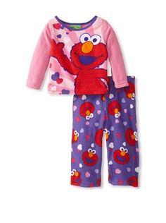 44% OFF Baby Elmo Fleece Pajama Set