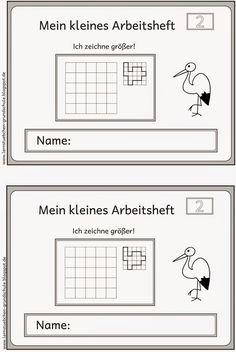 Lernstübchen: Zeichne größer für Linkshänder
