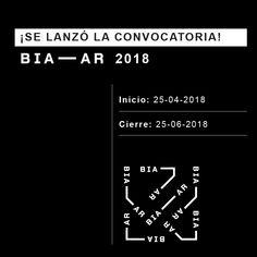 Lanzamiento de la convocatoria BIA-AR 2018 ¡participá! Tenés tiempo hasta el 25 de junio de 2018.