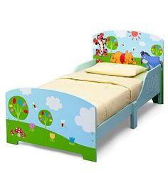 Simple Venta Cama infantil de madera Winnie The Pooh BBWP
