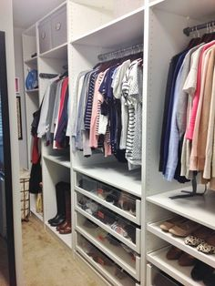 the Woodward Place: Closet, Closet, Closet!!!