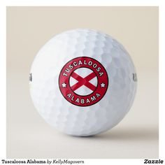 Tuscaloosa Alabama Golf Balls Florida Golf, Pensacola Florida, Tallahassee Florida, Orlando Florida, County Flags, Tuscaloosa Alabama, Coeur D Alene Resort, Golf Ball Crafts, Public Golf Courses