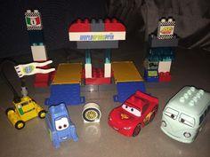 Lego Duplo - Zoo, Fazenda, Carteiro e posto Gasolina