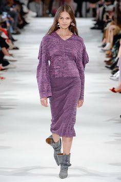 Stella McCartney Spring 2018 Ready-to-Wear  Fashion Show - Katrin Zakharova