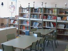 Biblioteca del colegio