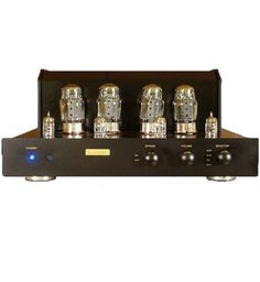 Jolida Audio - JD502CRC - Integrated Stereo Amplifier in Black